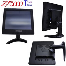 fast sent 7 INCH TFT LED +TOUCH SCREEN+ HDMI VGA AV input 800*480 USB control touch screen Display small Monitor