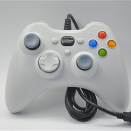 Wholesale XBOX USB Wired Gamepad Controller Joypad Joystick game playstation controllers for Microsoft XBOX PC laptop