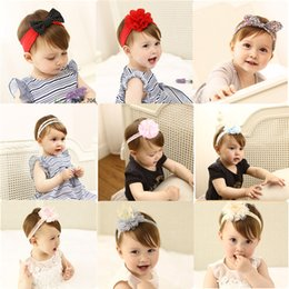 Hot Sale Multi-style Ribbon Bow Flower Hairpins Hair Barrettes Children Accessories Cute Baby Girls Headwear Hair Clip