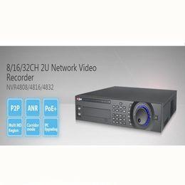 Sécurité facile en Ligne-Hi-Def Recodage Vidéo Sécurité Easy Dahua Marque 32CH HDMI 1080p NVR4808 / 4816/4832 avec alarme 16ch en 8HDD pris en charge