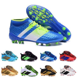 Chaussures de sport en Ligne-2017 pas cher en ligne de nouveaux athlètes Hommes Ace16 Purecontrol chaussures d'entraînement de football, chaussures de sport de haute qualité Sneakers, Sports de plein air Football