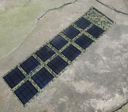 Оптово-36W складной солнечный Placa зарядное устройство панели солнечных батарей / Клетки / выходной мощности банка, идеально подходит для наружной кемпинга, туризм, путешествия от Производители панели солнечных ячеек оптового