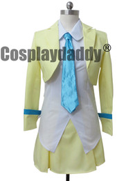 Canada Ace Attorney Phoenix Wright Gyakuten Saiban Athena Cykes Cosplay Costume cheap ace attorney Offre