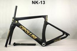 Popular 2016 Cipollini NK1K marco de la bicicleta del camino del marco de la bicicleta T1000 3K que compite con el marco de la bicicleta desde marcos de carreras fabricantes