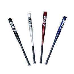 Wholesale S5Q High Quality Inch Aluminum Metal Alloy Soft Baseball Bat Self defense Bat AAAGNH