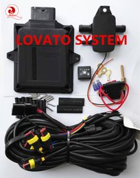 Wholesale LOVATO gas conversion kits Alternative fuel device cng lpg conversion kits for car Injection control kits