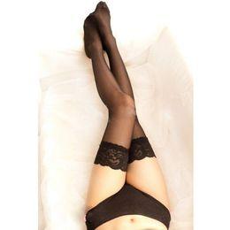 2017 jambes sexy bas Grossiste en nylon féminin corps sexy bas stocker pantyhose femmes Bas cuisse haute fixer la jambe dentelle mince Long métrages sexy tuyau 6 Couleur jambes sexy bas offres