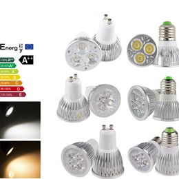 High power LED Light Bulb Lamp 9W 12W 15W Dimmable LED Bulbs GU10 MR16 E27 E14 B22 Spot Light Bulb Light Downlight Lighting