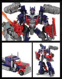 Wholesale Hot ACTION FIGURE Voyager Leader Class Optimus Prime justice cm
