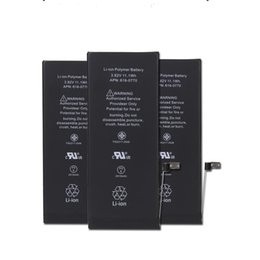 wholesale battery For iphone 6Plus APN:616-0765 3.82V 2915mah Best Quality Zero cycle AAA+ li-ion Battery Replacement & Free Fedex UPS