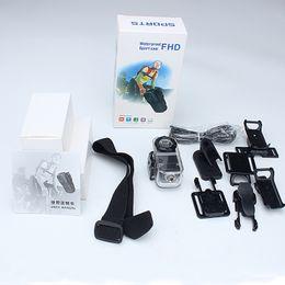 Mini grabador de vídeo resistente al agua en Línea-Venta al por mayor-HD 1080P 5MP impermeable espía Mini cámara Espia DV grabadora de vídeo de infrarrojos de visión nocturna Digital cámara pequeña oculta videocámara