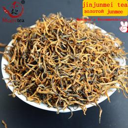 Wholesale Mcgretea good tea g Chinese Wuyi Jin jun mei Large Congou Black Tea Superior Quality Kim Chun Mei Health Jinjunmei tea