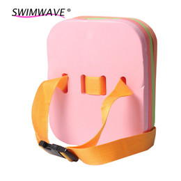 Descuento m seguridad Venta al por mayor - 4 capas que nadan el tablero de la nadada de la seguridad del entrenamiento de la piscina de la muchacha del muchacho del tablero que flota de la muchacha para los niños S M L #