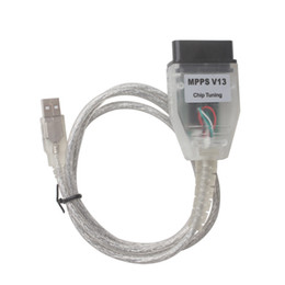 OBD2tool AQkey MPPS Ecu chiptuning kit MPPS V13.02 OBD2 ECU Tuning flasher cable SMPS MPPS auto chip tuning interface