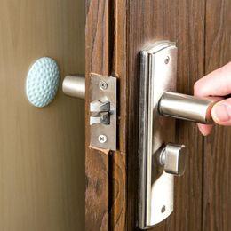 Wholesale Wall Protector Self Adhesive Door Handle Bumper Guard Stopper cm