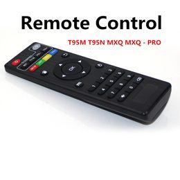 Definición entorno en Línea-General MXQ set-top box de control remoto T95M T95N MXQ MX-PRO caja de caja de alta definición de set-top de TV