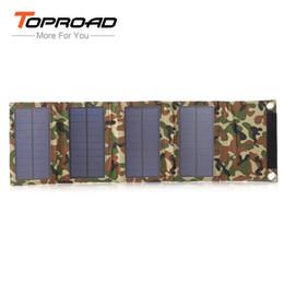 Оптово складной панели солнечных батарей зарядное устройство сумка 8W батареи USB Складная солнечной батареи Power Bank Портативный Открытый POWERBANK для смартфонов panel fold on sale от Поставщики панель раз