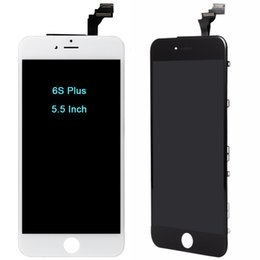 Wholesale Repair Part for iPhone S Plus LCD Display with Touch Screen Digitizer Asseambly Replacement No Dead Pixel AAA Grade Beyours Coupon