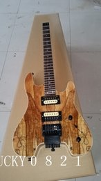 High quality headless electric guitar Free package mail According to request custom package your satisfaction