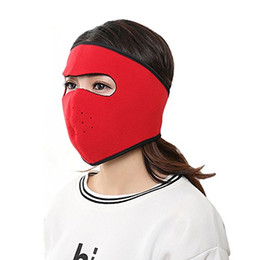 Windproof Ski Face Mask Winter Motorcycle Keep Warmer for Skiing Snowboarding Motorcycling Cold Weather Winter Sports Protect Your Nose