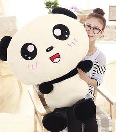 Oreillers panda en peluche en Ligne-Nouveau jouet en peluche grand animal peluche massif 110cm 47 '' Poulet à bande dessinée en peluche