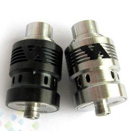Wholesale Newest Goliath Atomizers Clone RDA Rebuildable Atomizer Goliath Goliath Air Holes Adjustable Airflow fit E Cigarette DHL Free