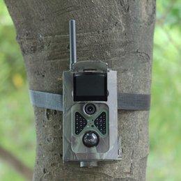 Cámara de la caza de la Venta al por mayor-Suntek HC500M Scouting la cámara infrarroja HC-500M del rastro de la fauna de 12MP HD 1080P 2G G / M MMS GPRS SMS desde la caza cámara de exploración gsm fabricantes