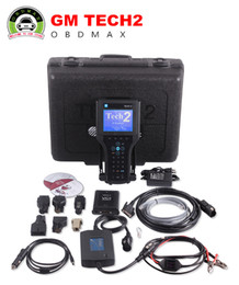 Wholesale Best Quality GM TECH2 Full Set Support Software GM OPEL SAAB ISUZU SUZUKI HOLDEN GM Tech Scanner Candi