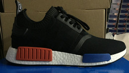 Wholesale Men Women Casual NMD boots Runner Shoes Lightweight Breathable Comfortable Walking Running Shoe Racer Shoes eur