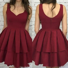 Sexy Burgundy Party Dresses V Neck Mini Prom Dress Paolo Sebastian Backless A Line Homecoming Gown Custom Made