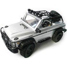Promotion 4wd nouvelle voiture Vente en gros-Nouvelle haute qualité HG P402 1/10 2.4G 4 roues motrices Drive Roadster voiture d'escalade