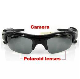 2016 mémoires vidéo En stock!!! 8Gb Mémoire 4-en-1 Spy lunettes de soleil Lunettes de soleil Spy Sunglass Camera Vidéo MP3 Bluetooth Spy Galsses budget mémoires vidéo