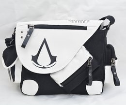 Canada New Design Assassins creed Sacs Sac à bandoulière Sac à bandoulière en cuir Sac à bandoulière occasionnel Offre