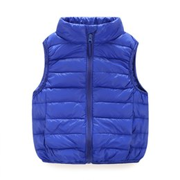 Boys autumn and winter vest 2016 new Slim hooded cotton vest fashion Camouflage print Kidss