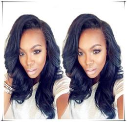 18 black hair en Ligne-Virgin cheveux brésilien glueless dentelle avant cheveux humains perruques cheveux humains pleine dentelle perruques pour les femmes noires 8a naturelles cheveux humains perruques