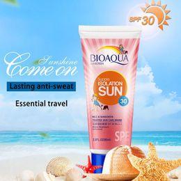 Wholesale Sunscreen SPF PA Face Body Sun Screen Cream Sun Block Face Whitening Cream Sunscreen ml