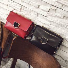 Acheter en ligne Sac bolsas cuir corps croix-2016 Nouveau Lock Femmes Sac Sacs à main en cuir Cross Body Sacs à bandoulière Fashion Messenger Bag Fashion Mini Sac