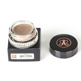 Les brunes en Ligne-Anastas Beverly Hills Maquillage Dip brow Pomade Beauté Make-up Pomade avec Box Tous les sourcils de couleur Enhancers Blonde Taupe Ebony Brown 8 nuances