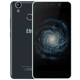 Wholesale 5 inch HD THL T9 Pro G LTE Touch ID GB GB Bit Quad Core MTK6737 Android Marshmallow OTG Fast Charge MP Camera Smartphone
