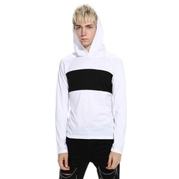 Autumn New Men's T-shirt Hoodie Sweatshirt T shirt Ouma Mixed Colors Pullover Hooded Casual Shoes Men's Cotton T-shirt