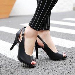 2017 chaussures habillées pour les femmes prix Grossiste prix d'usine de livraison gratuite chaud vendeur peep toes en cuir verni haut talon chaussures habillées 189 abordable chaussures habillées pour les femmes prix