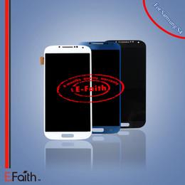 2017 écran tactile pour samsung Pour l'expédition libre de DHL de remplacement de numériseur d'écran de contact de Samsung de galaxie S4 i9500 i337 M919 de Samsung de Samsung écran tactile pour samsung offres