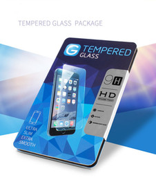 50pcs Wholesale Custom Retail Paper Packaging Packing Bag Box For Tempered Glass Screen Protector for iphone 6s 6 plus note 4
