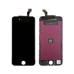 Inventario libre en Línea-Asamblea del grado A +++ LCD con el marco completo a estrenar para el iPhone 6 100% sin el píxel muerto Limited Inventory Promotion DHL Free Shipping