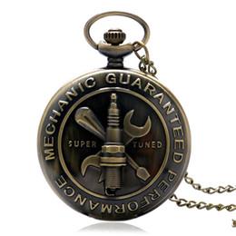 Relojes colgantes estupendos del reloj de bolsillo del diseño del reloj de la al por mayor-Vintage con el reloj P986 de las mujeres de la cadena del collar desde mujer del reloj del collar fabricantes