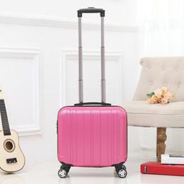 Filles valise à roulettes en Ligne-Sac de voyage pour chariot à roulettes de 17 po pour femmes