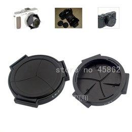 Descuento cámara leica Casquillo de lentes automático para cámaras PANASONIC LUMIX DMC LX7 LX-7 Cámara LEICA D-LUX 6