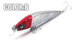 Compra Online Buena pesca-5pcs / lot modelo caliente 2015 buena pesca de A + señuelos, 55m m, manivela 2.5g. Colores mezclados, zambullida 0.5m, bearking cada porción 5pcs, envío libre