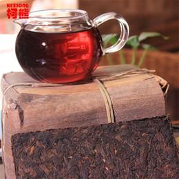 Wholesale 40 Years Old Pu er Ancient Tree g Chinese Tea Puer Shu Puerh Tea pu erh cha Ripe Pu erh Brick Tea for Fat Burning