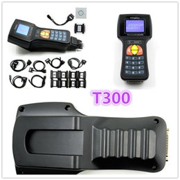 Wholesale 2016 Newest Version T Code T T300 Key Programmer For Multi Cars T Auto Transponder Key By Read ECU IMMO Spanish English